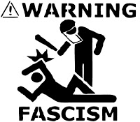 This image has an empty alt attribute; its file name is warning-fascism-stencil1_djl2qk.jpg